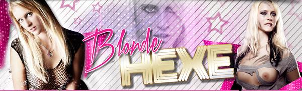 Blonde Hexe