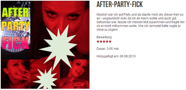 AFTER-PARTY-FICK