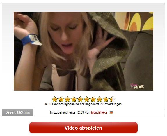 blondehexe: Afterhour Blowjob mit Schlucken !!! ;)
