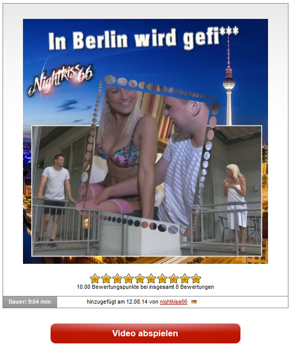 nightkiss66: Berlin meine Fickstadt !!!